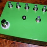 5-band EQ with gain finished